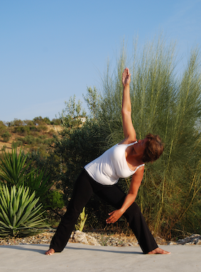 Foto YourInnergy: Astrid yoga in Andalusie